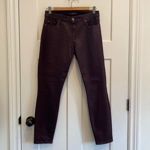 7 For All Mankind Coated Jeans